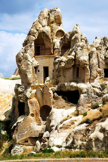 Stock Photo: 4261-87909 Göreme Open Air Museum, Cappadocia,Turkey, Europe