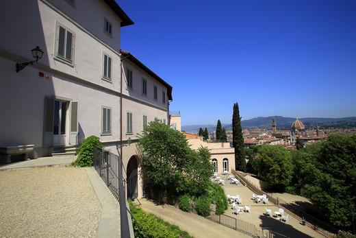 Villa Bardini, Florence,Tuscany,Italy : Stock Photo