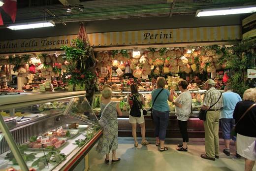San Lorenzo market, Florence,Tuscany,Italy : Stock Photo
