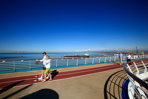 Stock Photo: 4261-93204 Independence of the sea cruise.