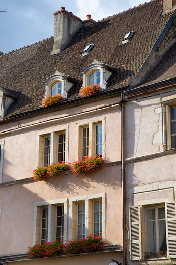 Beaune, Bourgogne, Burgundy, France, Europe : Stock Photo