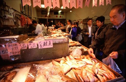 USA - California - San Francisco: Chinatown : Stock Photo