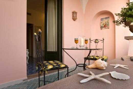 Stock Photo: 4261-97138 Casa Mariantonia, Capri island, Gulf of Naples, Campania, Italy