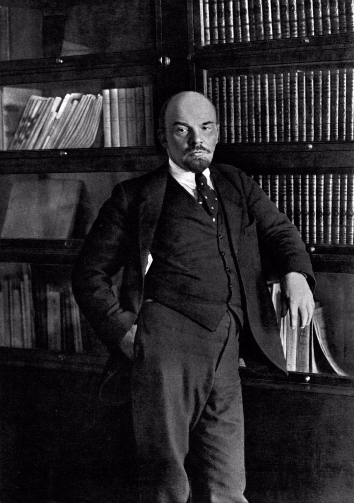 """a study of the works of lenin in russia Vladimir lenin had five to study law on his own (""""vladimir lenin becoming interested in his works and considering his thoughts on russia."""
