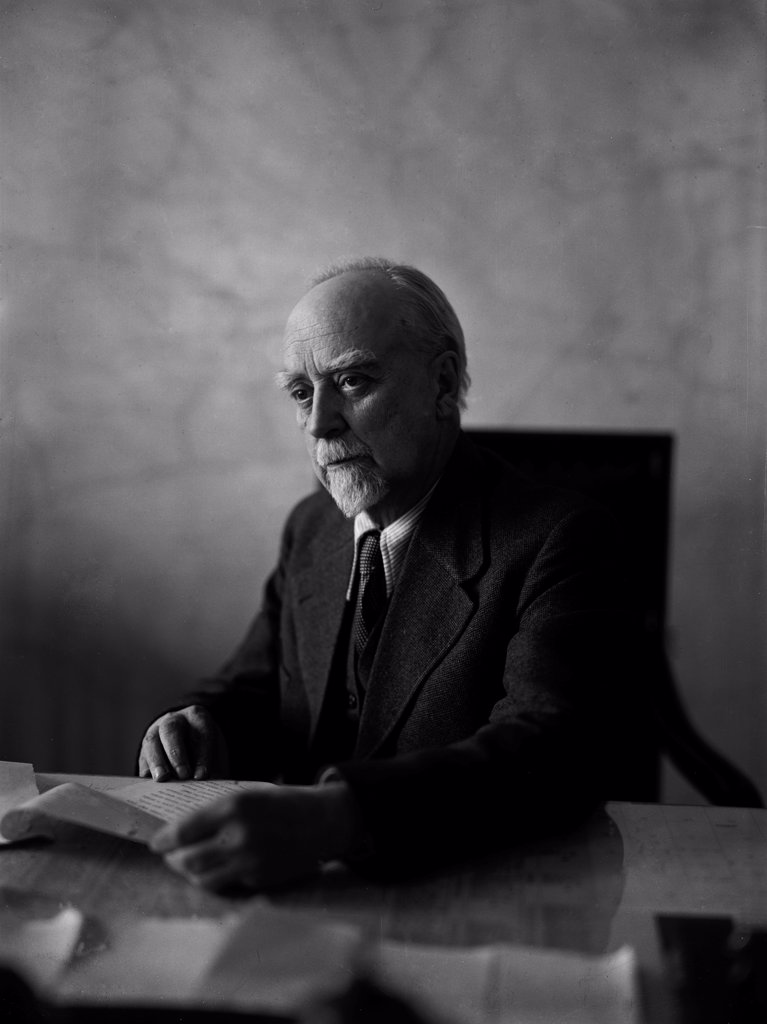 Stock Photo: 4266-17497 Gleb Maximilianovich Krzhizhanovsky (1872-1959) by Anonymous  /Russian Academy of Sciences/Photograph/Russia/Portrait