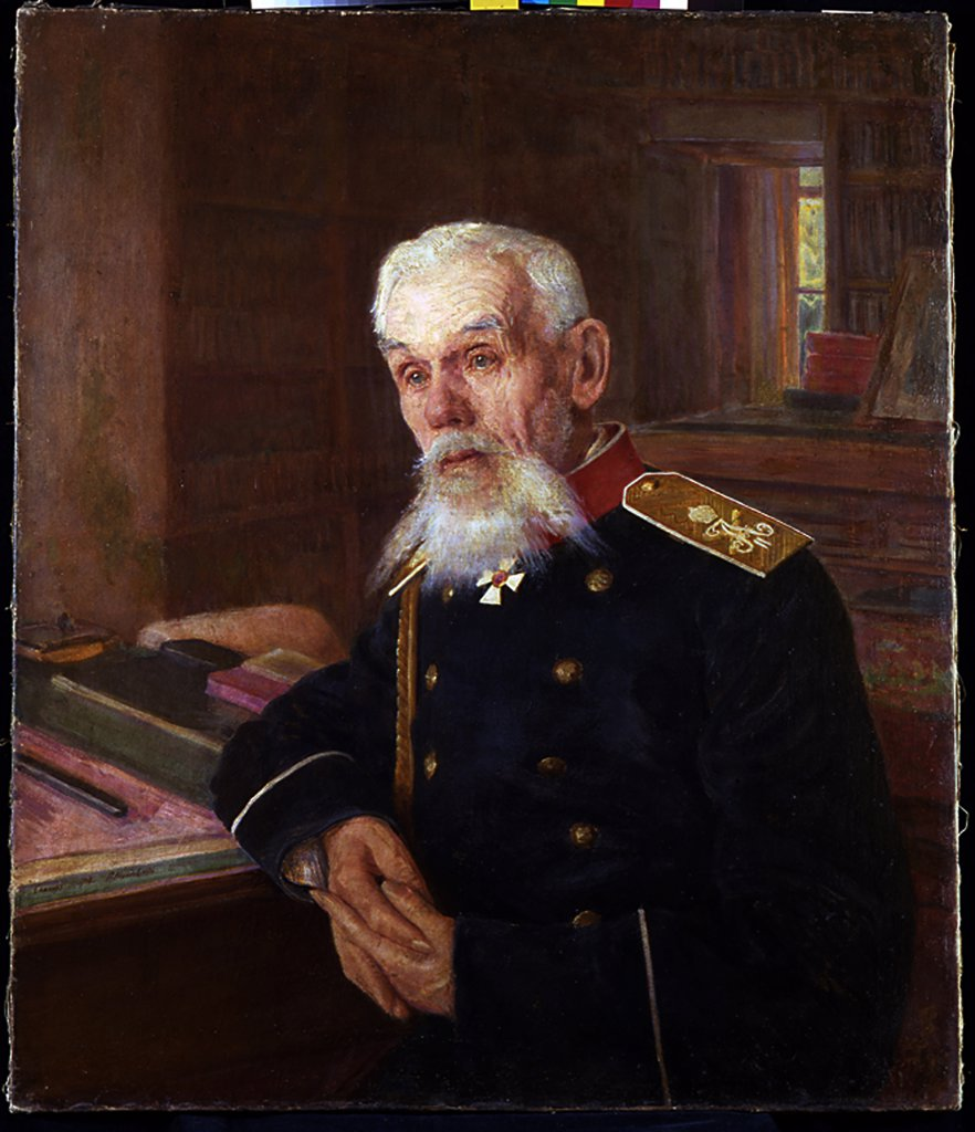 Stock Photo: 4266-6245 Neradovski, Pyotr Ivanovich (1875-1962) State History Museum, Moscow 1908 Oil on canvas Russian End of 19th - Early 20th cen. Russia