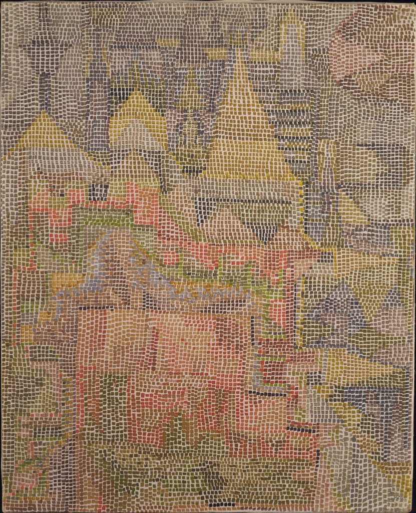 Stock Photo: 4266-6799 Klee, Paul (1879-1940) © Museum of Modern Art, New York 1931 67,2x54,9 Oil on canvas Modern Germany Mythology, Allegory and Literature