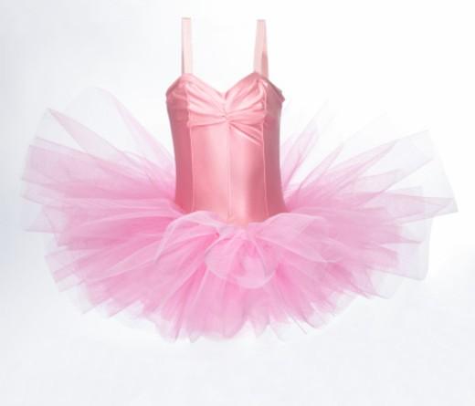 Tutu dress : Stock Photo