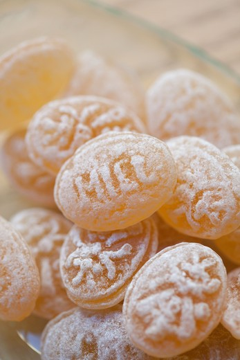 Stock Photo: 4269-16940 Honey sweets.