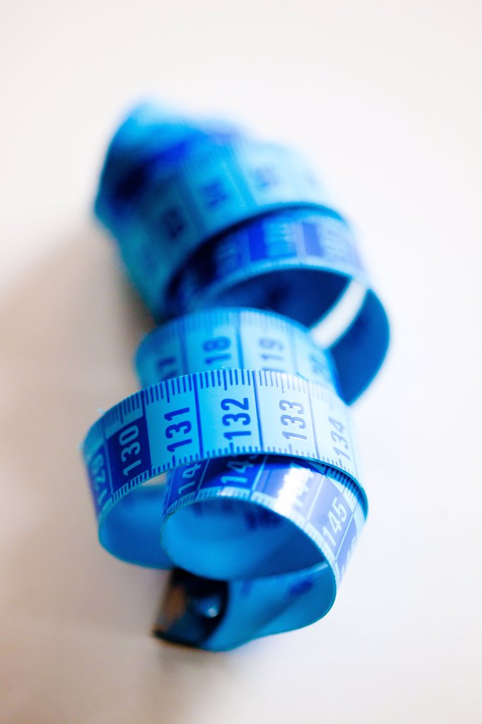 Tape measure. : Stock Photo