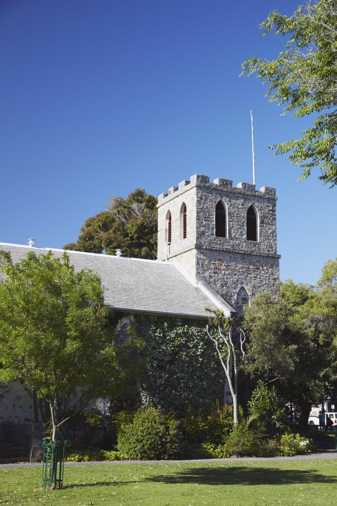 Stock Photo: 4272-1604 St John's Church, Albany, Western Australia, Australia