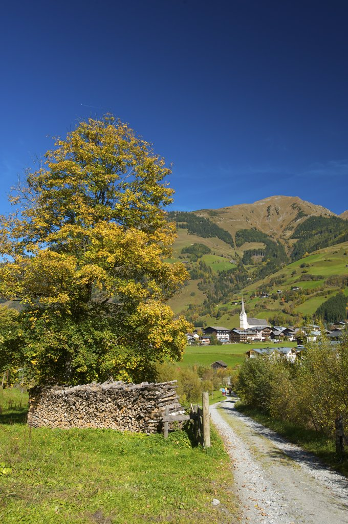Stock Photo: 4272-1795 Rauris, Pinzgau in Salzburger Land, Austria