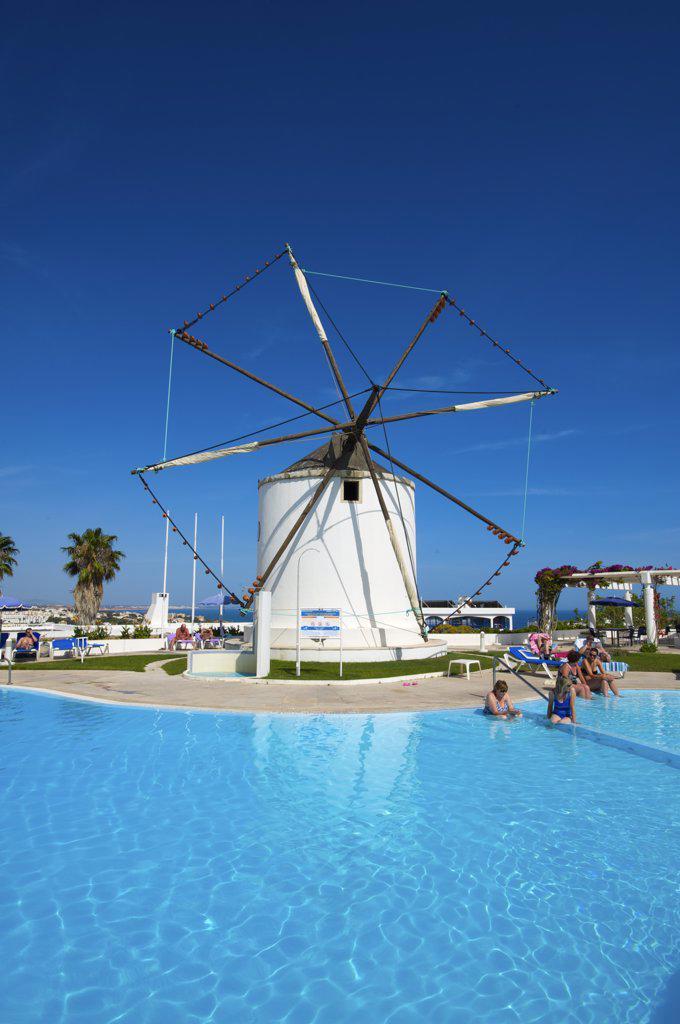 Stock Photo: 4272-26879 Windmill Resort, Albufeira, Algarve, Portugal