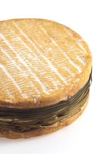 Stock Photo: 4273-5882 Livarot, French Cheese Made In Normandy From Cow'S Milk