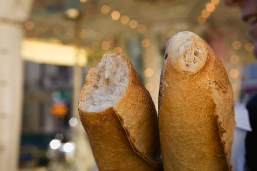 Baguettes : Stock Photo