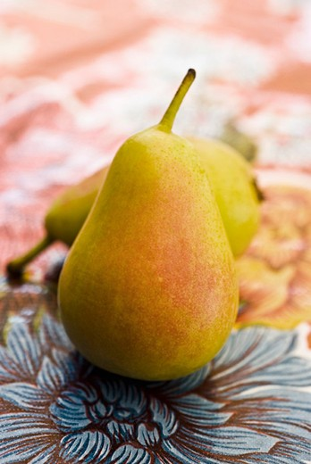 Stock Photo: 4277-2138 Ripe pears