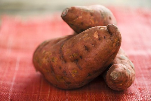 Stock Photo: 4277-2645 Sweet potatoes