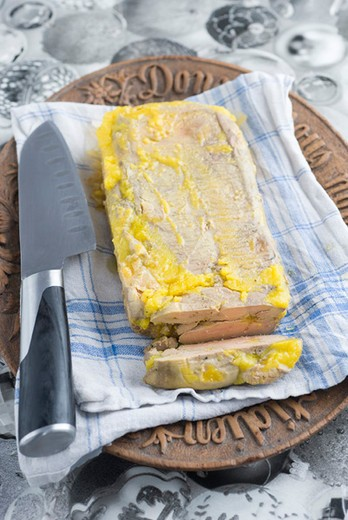 Stock Photo: 4277-2693 Foie gras