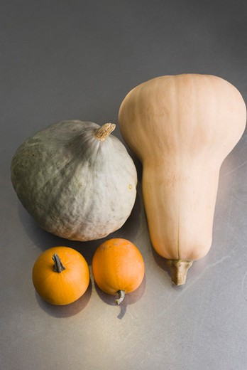 Stock Photo: 4277-2713 Winter squashes