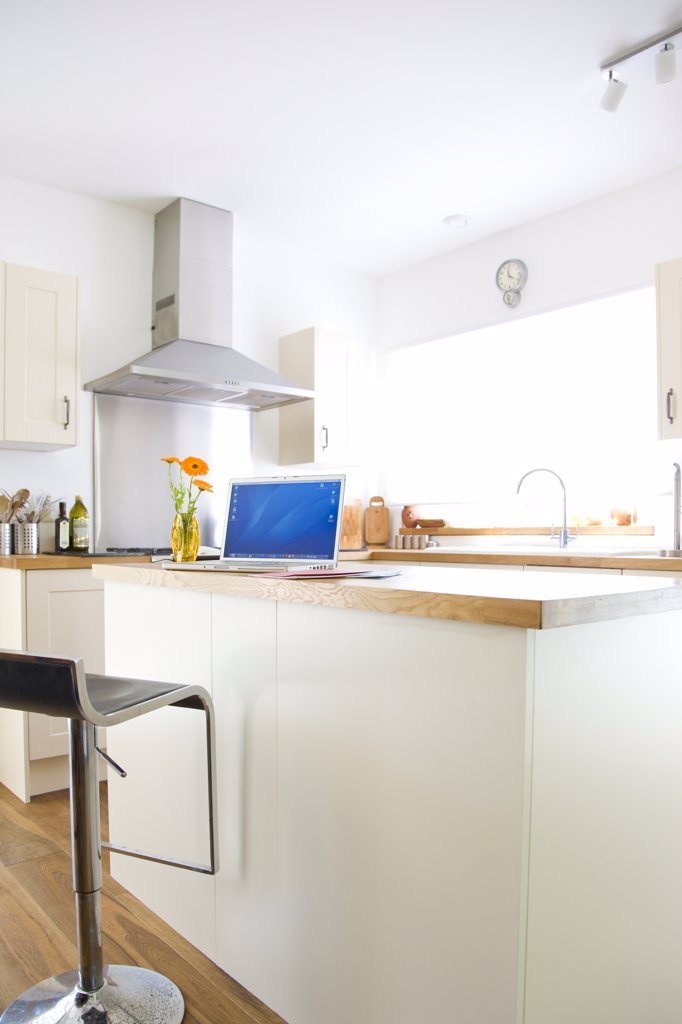 Stock Photo: 4278-7250 Kitchen Interior