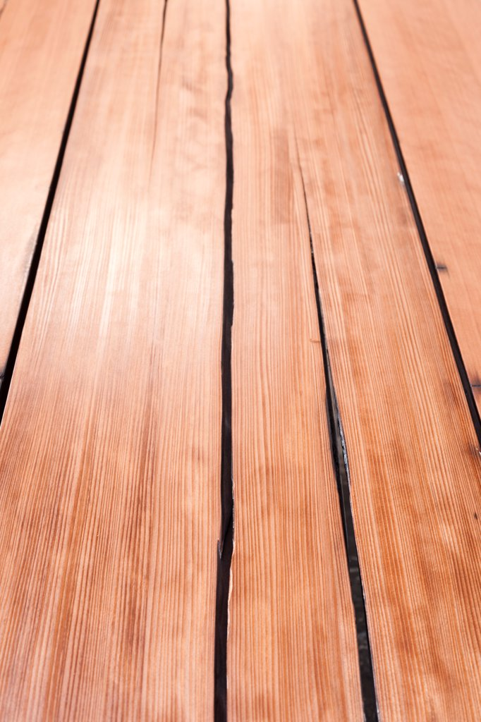 Extreme Close up of Wood Planks : Stock Photo