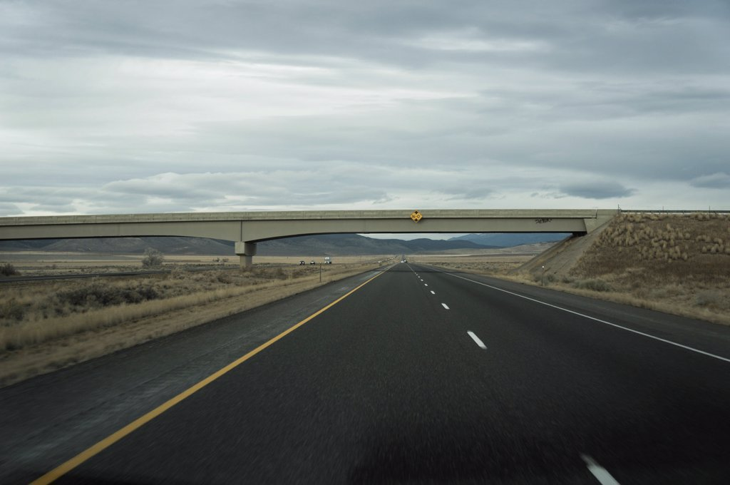 Stock Photo: 4278-9970 Motorway