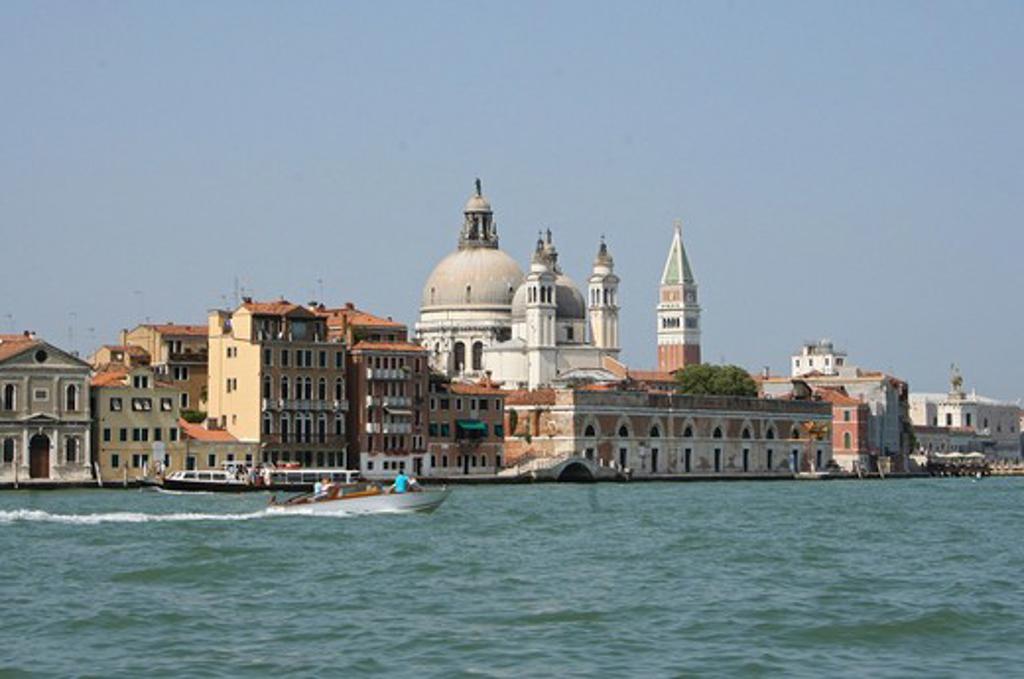 Stock Photo: 4279R-58347 Venice