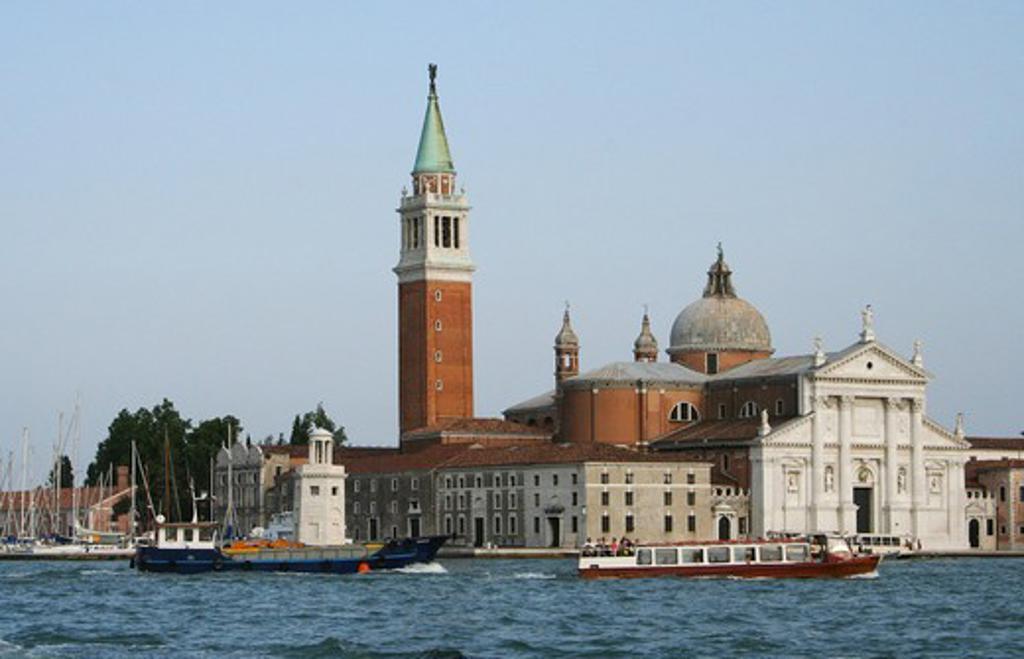 Stock Photo: 4279R-58352 Venice