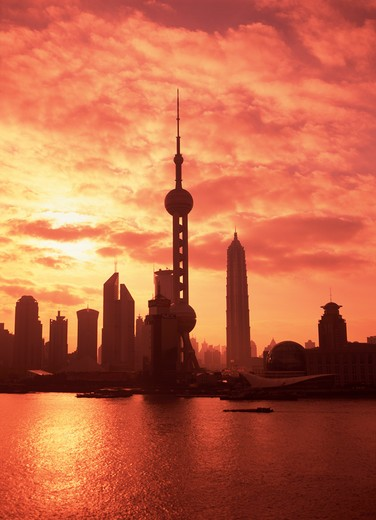 Shanghai, Pudong : Stock Photo