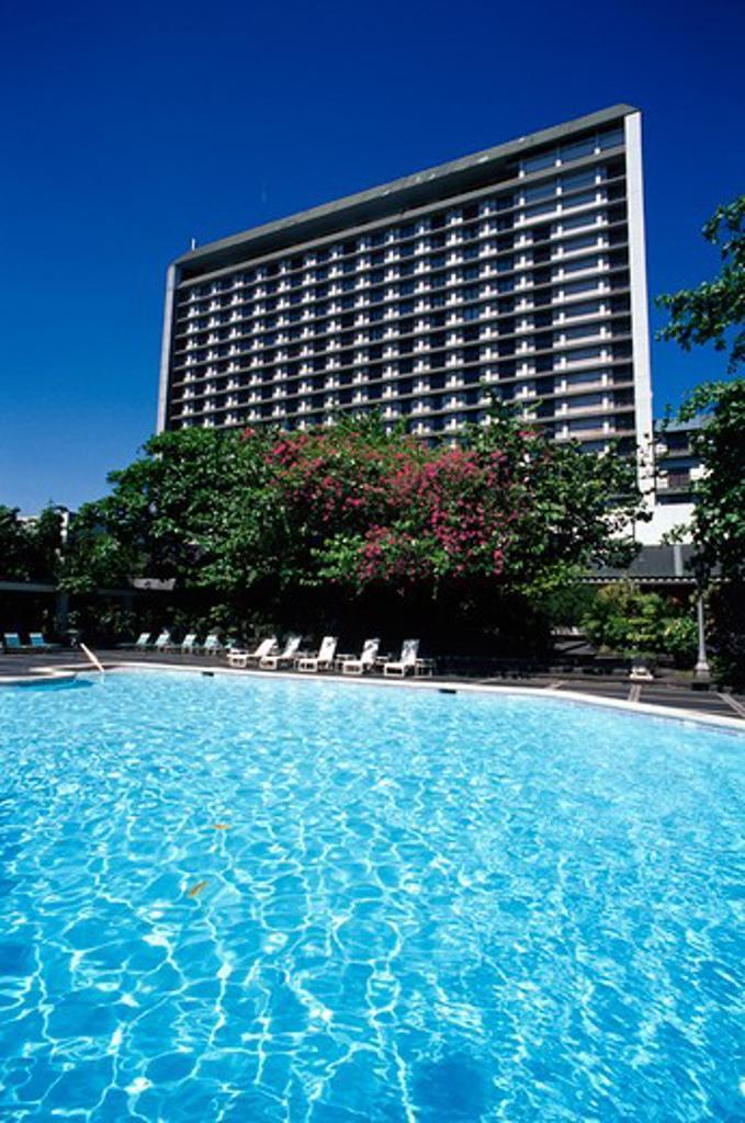 Stock Photo: 4285-21184 Manila, Manila Hotel