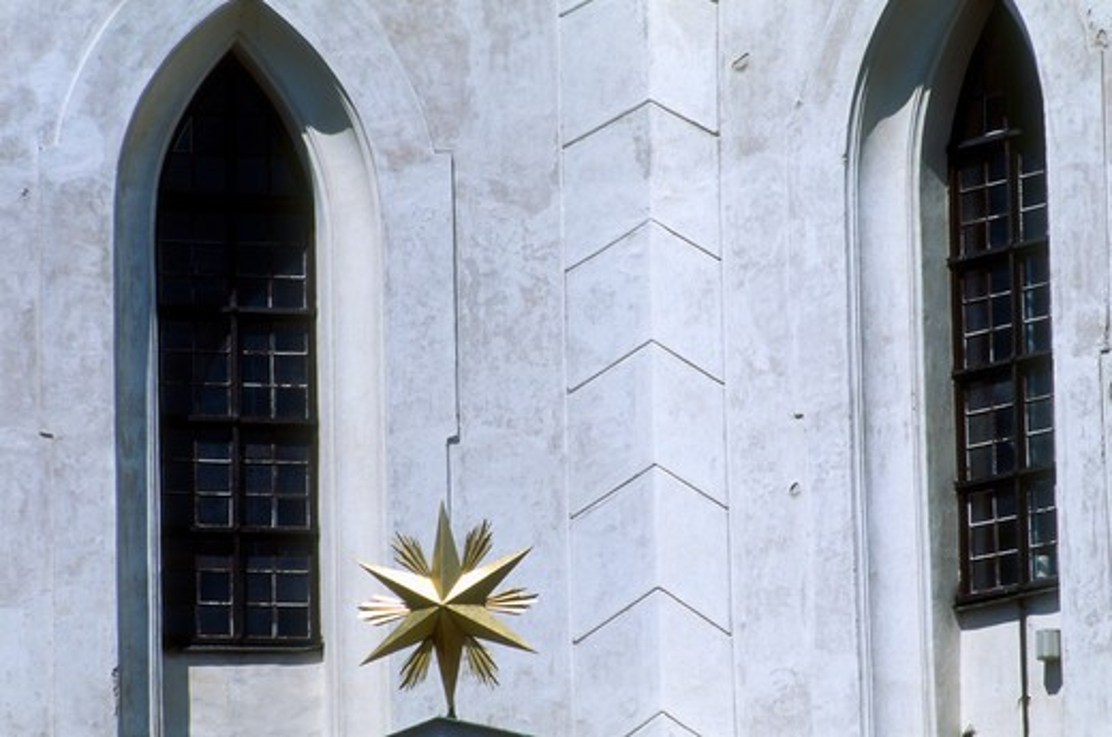 Church of St, John of Nepomuk, Zelena Hora, Green Mountain, Zdar, Czech Republic : Stock Photo