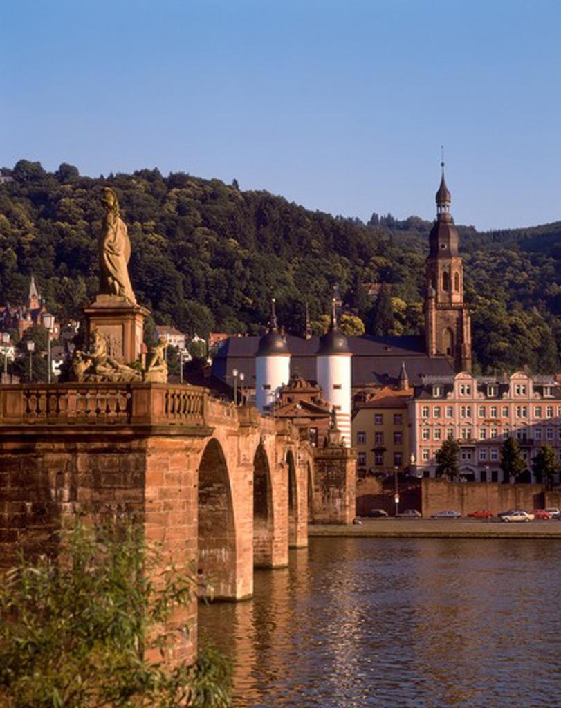Stock Photo: 4285-23331 Germany,Baden Wrttemberg,Heidelberg