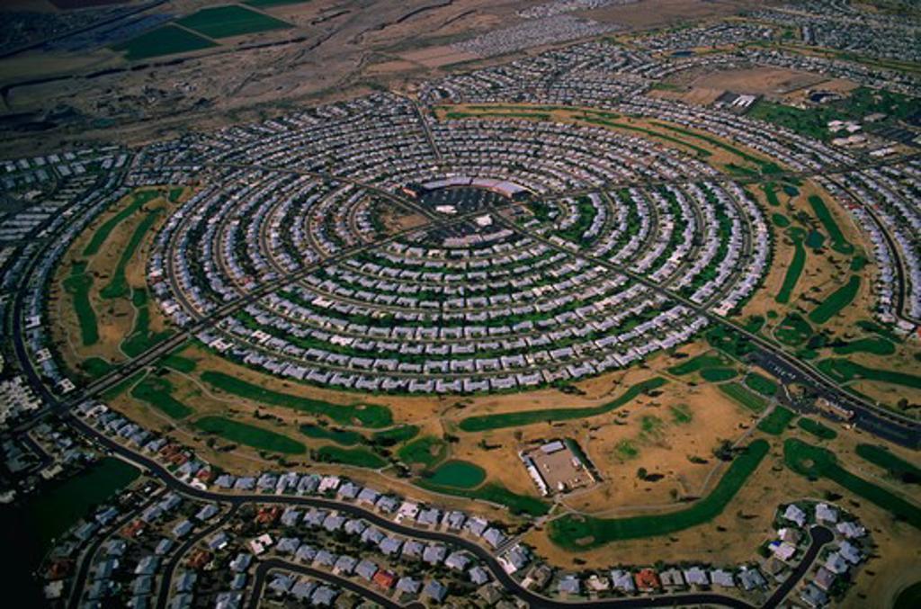Sun City, AZ : Stock Photo