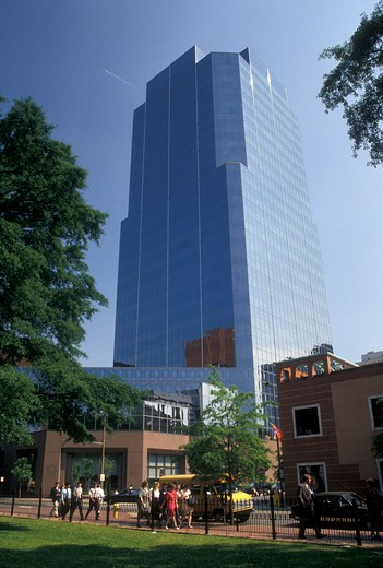 Stock Photo: 4286-19931 Little Rock, AR, Arkansas, Stevens Building in downtown Little Rock.