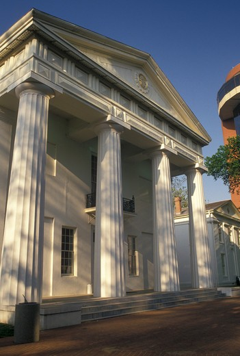 Stock Photo: 4286-19941 Little Rock, AR, Arkansas, Old State House Museum in the capital city of Little Rock.