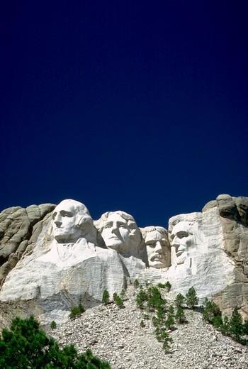 Mount Rushmore, South Dakota. : Stock Photo