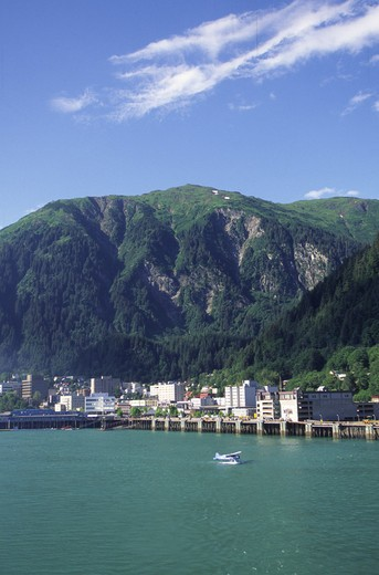 Juneau, Alaska : Stock Photo