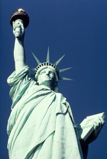 Stock Photo: 4286-52793 Statue of Liberty