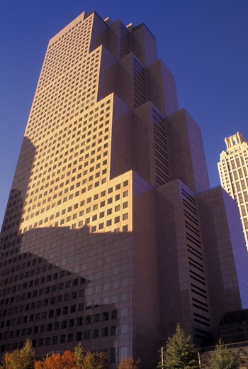 Atlanta, GA, Georgia, 191 Peachtree Tower, Georgia Pacific, downtown, high-rise buildings : Stock Photo
