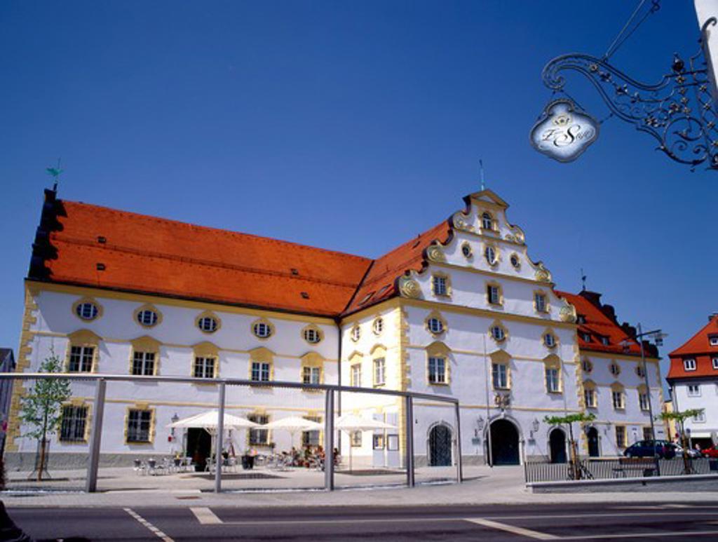 Stock Photo: 4286-63883 Germany,  Kempten im Allgaeu