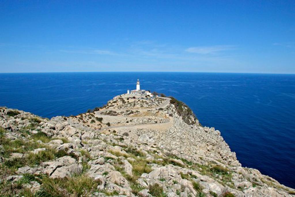 Balearic island of Mallorca, Spain : Stock Photo