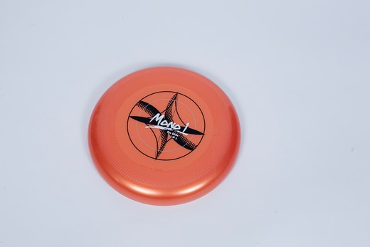 Stock Photo: 4286-83562 Frisbee against white background