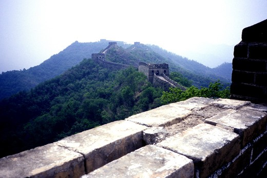 Stock Photo: 4286-83725 China, the great wall