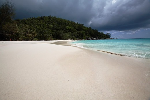 Stock Photo: 4286-86412 Anse Georgette, Praslin Island, Seychelles