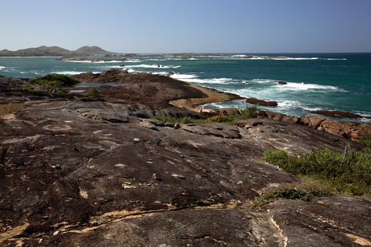 Stock Photo: 4286-86654 Coast reef in the southern, Madagascar