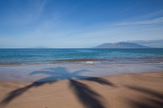 Maluaka Beach, Makena, Maui, Hawaii : Stock Photo