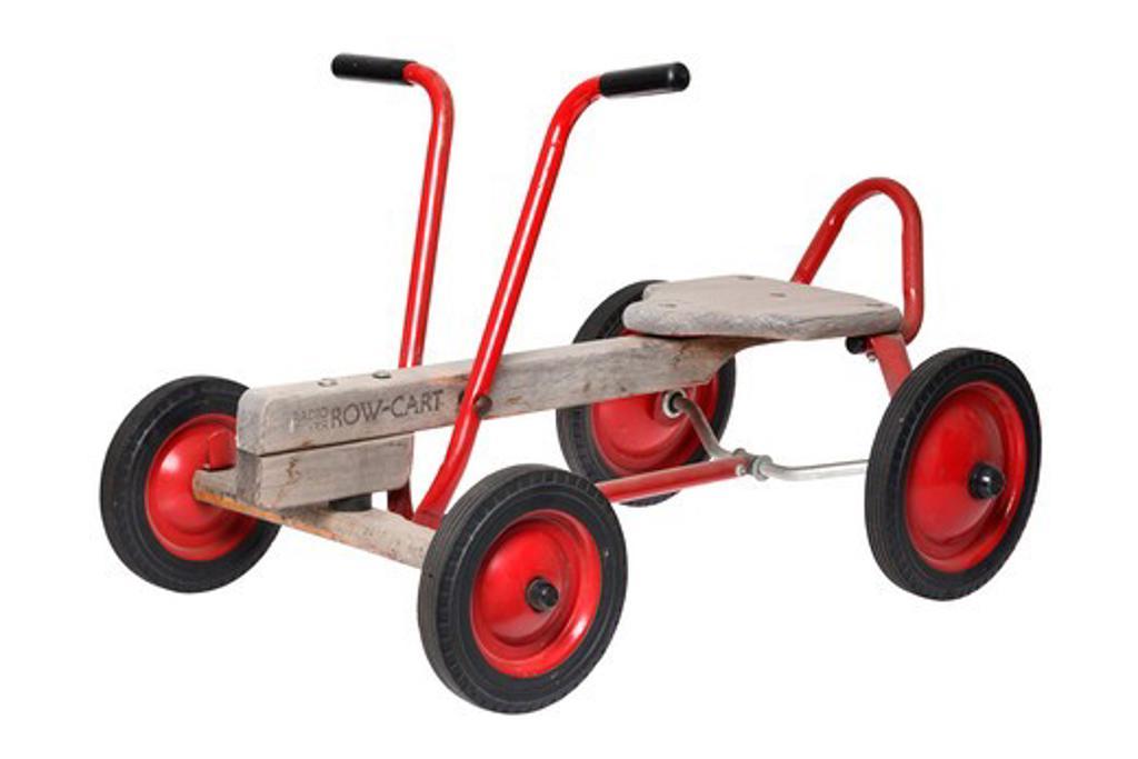 Stock Photo: 4286R-7425 Go cart