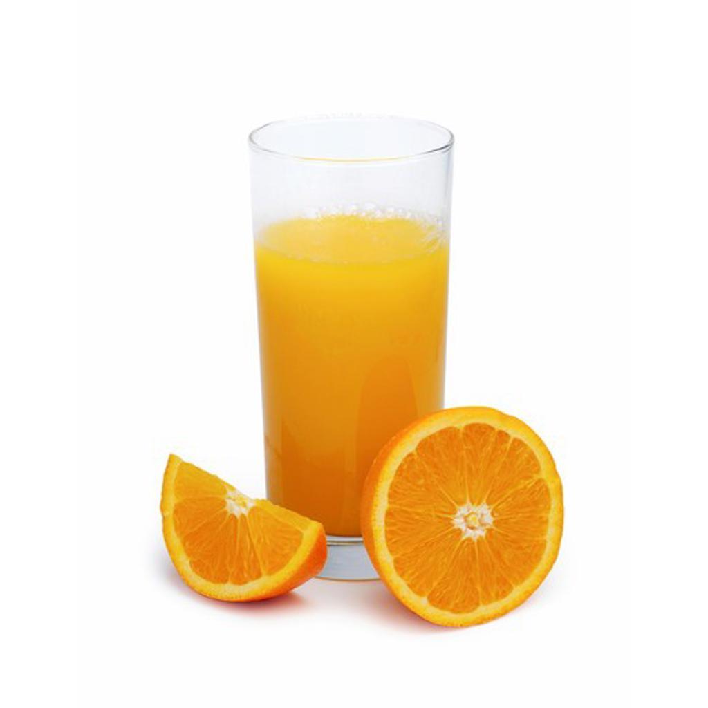 Stock Photo: 4286R-7777 Orange juice