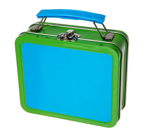 Stock Photo: 4286R-8052 Lunchbox