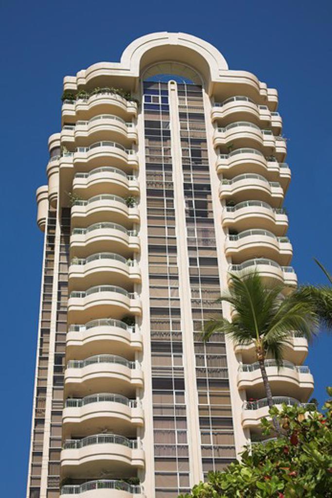 Stock Photo: 4290-2023 La Palma Hotel, Acapulco, Guerrero State, Mexico